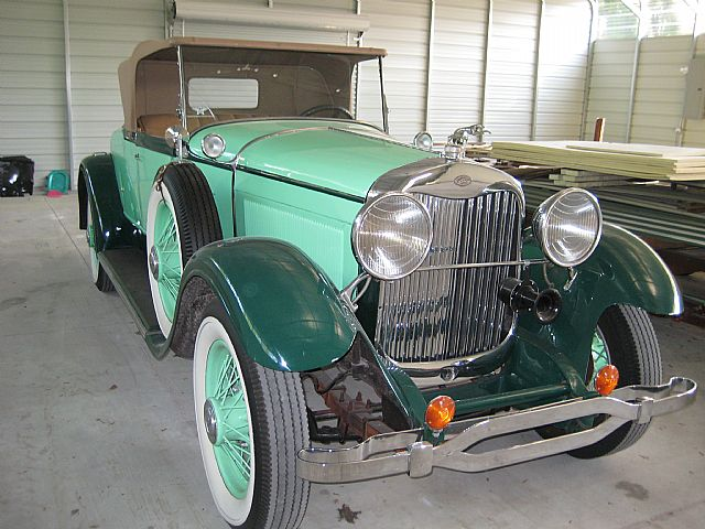 1930 Lincoln Sport Coupe for sale