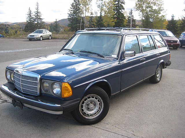 1985 Mercedes 300D for sale