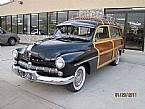 1949 Mercury Woodie