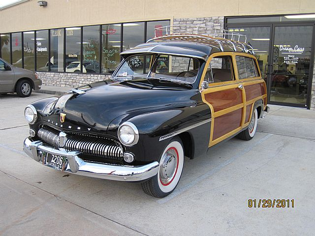 1949 Mercury Woodie for sale