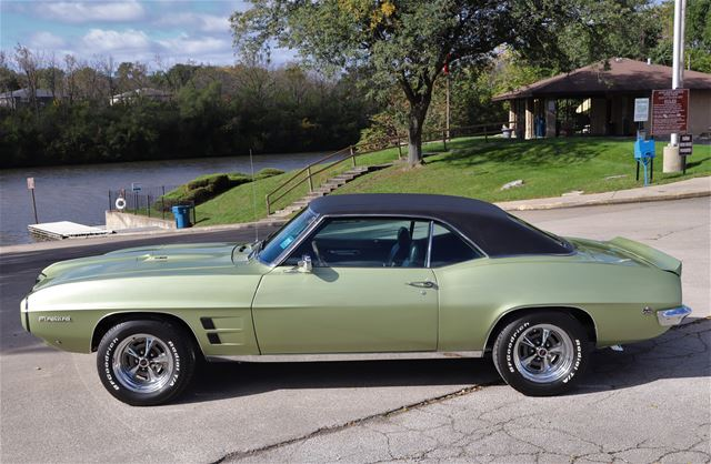 1969 Pontiac Firebird For Sale Alsip Illinois