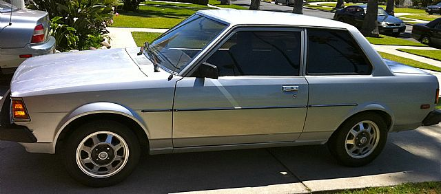 1982 Toyota Corolla for sale