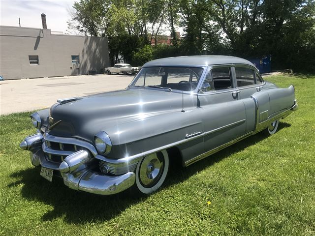 1953 cadillac fleetwood for sale indianapolis indiana. Cars Review. Best American Auto & Cars Review