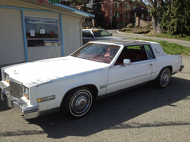 1983 Cadillac Eldorado for sale