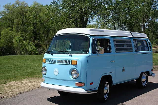 1970 Volkswagen Westfalia for sale