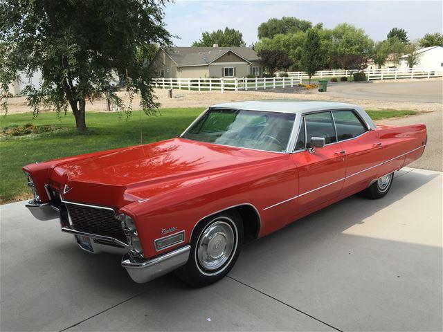 1968 Cadillac Calais For Sale Fruitland Idaho