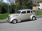 1937 Ford Bustle Back Sedan