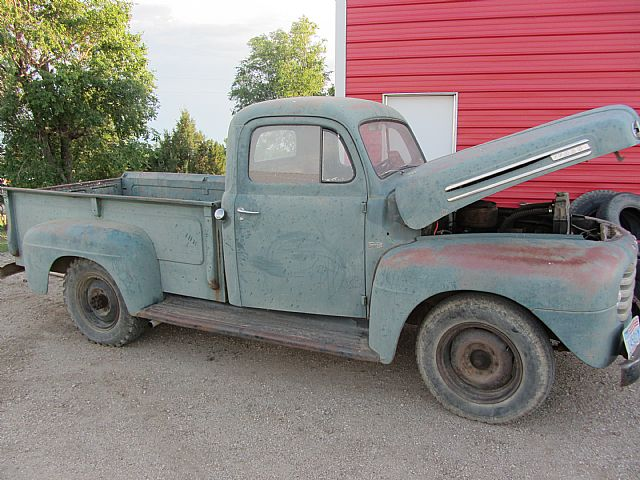 1950 Ford F3 for sale