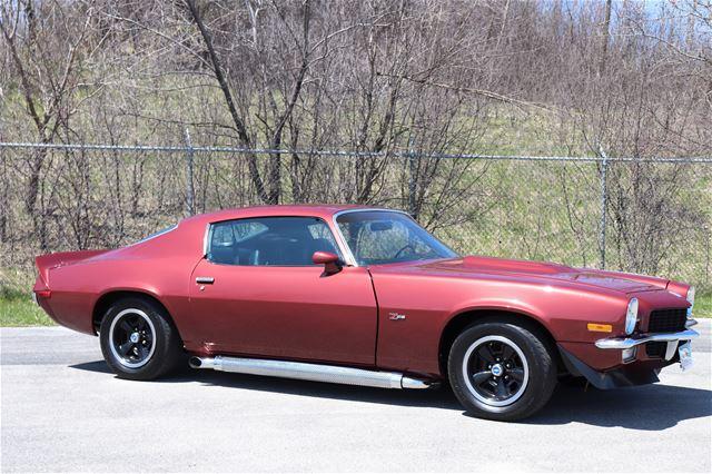 1971 Chevrolet Camaro For Sale Alsip Illinois