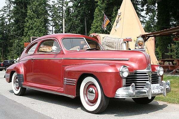 1941 Pontiac Aero Sedan for sale