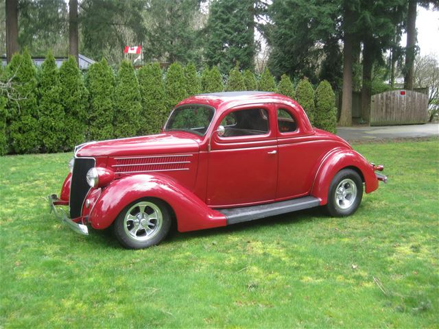 1936 ford 5 window coupe for sale langley british columbia for 1936 ford 5 window coupe for sale