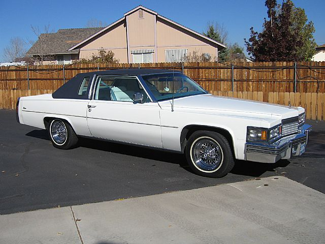 1979 Cadillac Coupe DeVille for sale