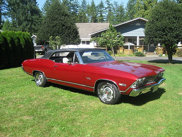 1968 Chevrolet Malibu for sale