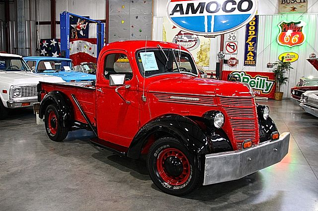 1940 International Pickup