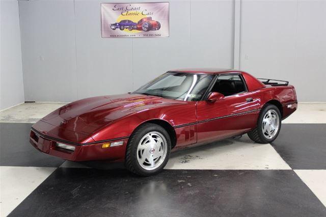 1989 chevrolet corvette for sale lillington north carolina. Black Bedroom Furniture Sets. Home Design Ideas