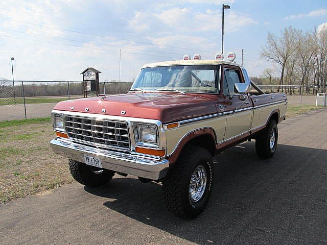 1979 Ford F350 for sale