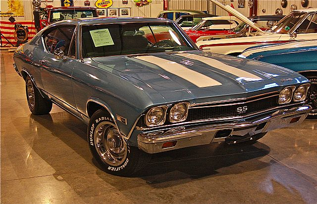 1968 Chevrolet Chevelle for sale