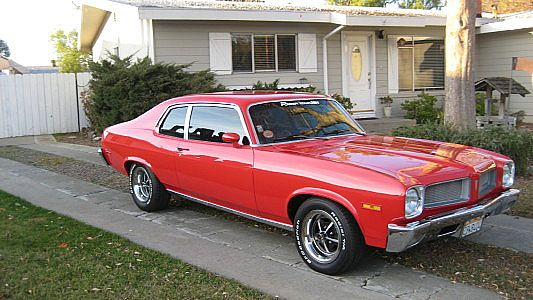 1973 Pontiac Ventura for sale