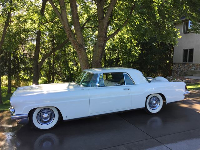 1957 Ford Continental
