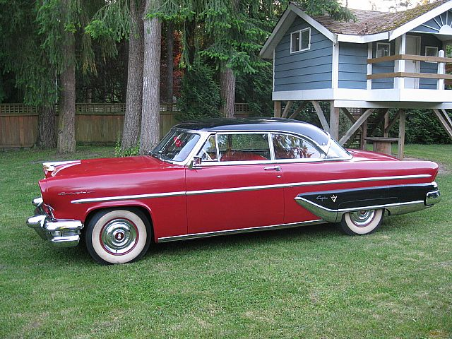 1955 Lincoln Capri for sale