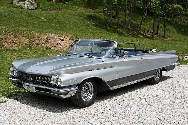 1960 Buick Electra 225 Convertible For Sale Huntington West Virginia