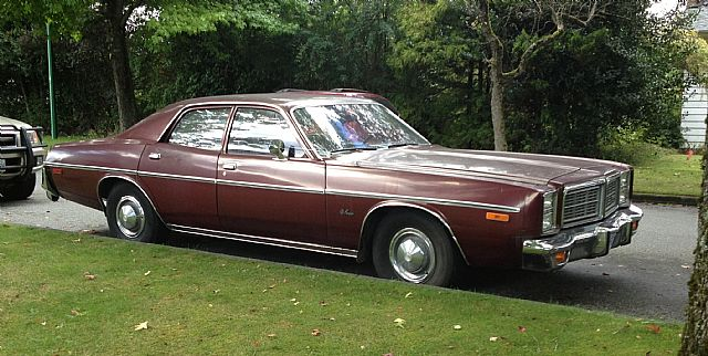 1977 Dodge Monaco for sale