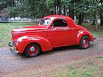 1938 Willys Sports Coupe
