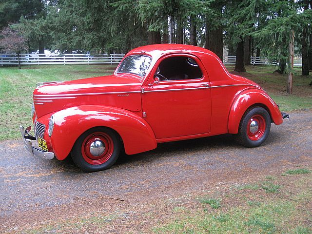 1938 Willys Sports Coupe for sale