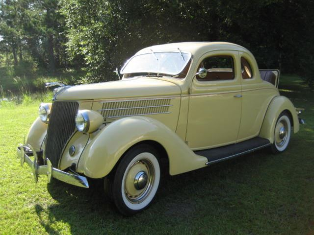 1936 Ford 2 Door for sale