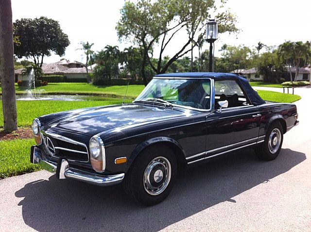 1971 Mercedes 280SL for sale