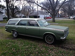 1966 Rambler American for sale