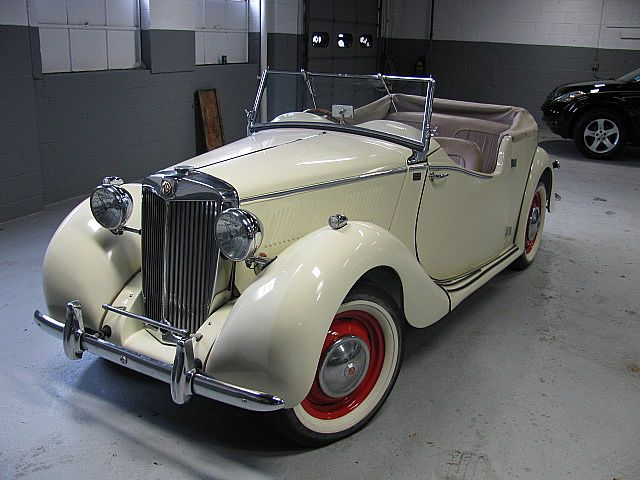 1949 MG YT for sale