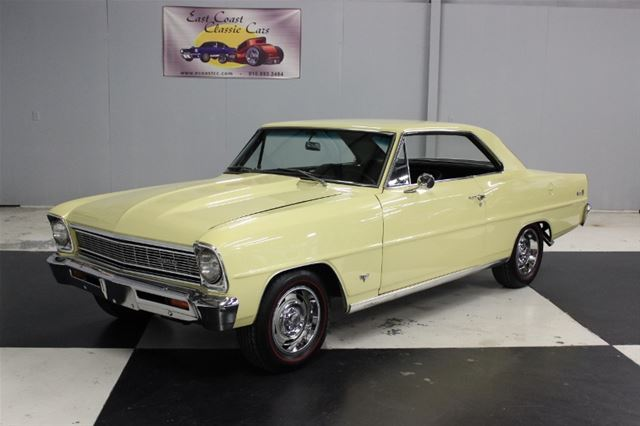 1966 Chevrolet Nova for sale
