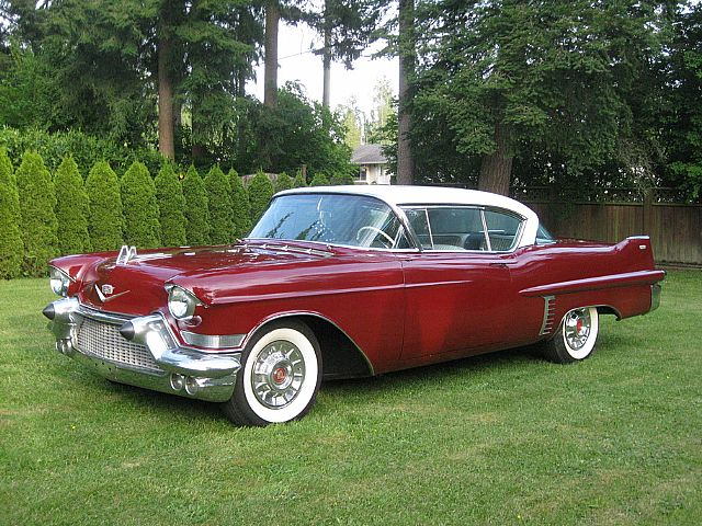 1957 Cadillac Coupe DeVille for Sale | ClassicCars.com ...
