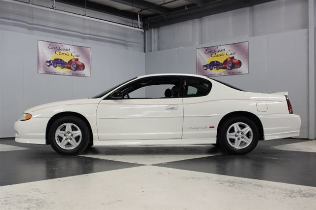 2003 Chevrolet Monte Carlo for sale