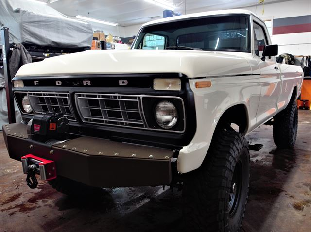 1976 Ford Highboy