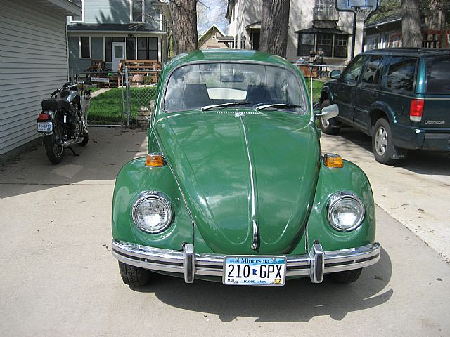 1972 Volkswagen Beetle for sale