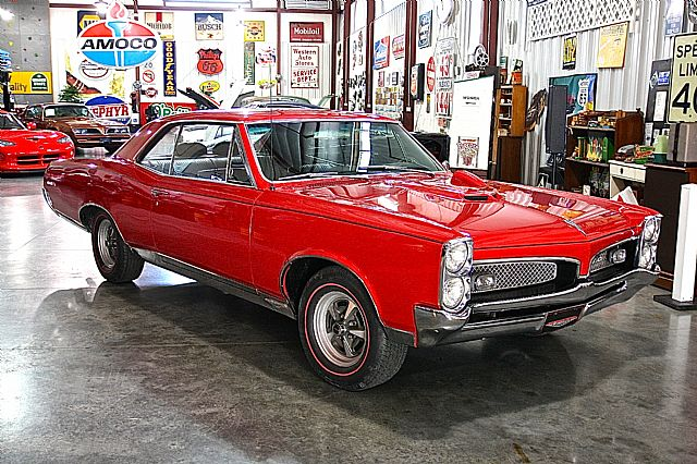 1967 Pontiac Gto For Sale Fenton Missouri