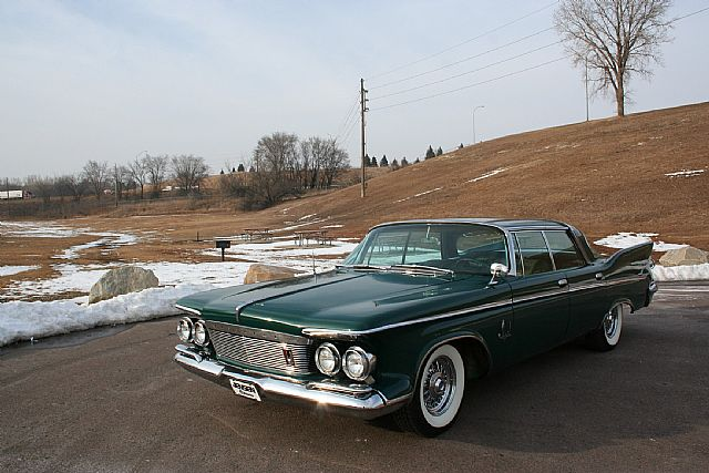 1961 chrysler imperial for sale sioux city iowa. Black Bedroom Furniture Sets. Home Design Ideas