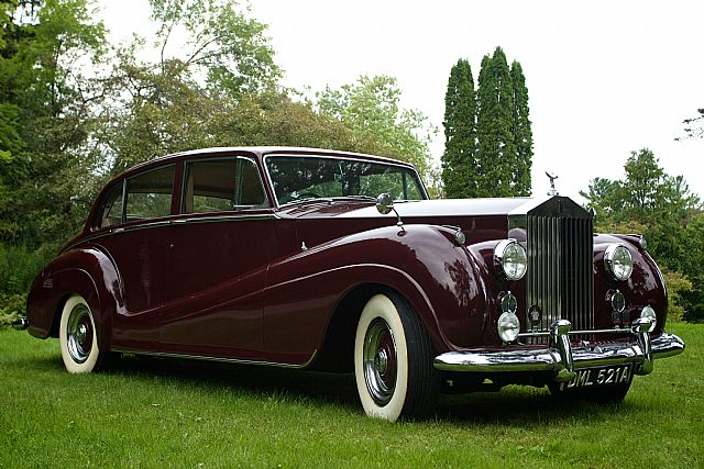 1956 rolls royce silver wraith for sale toronto ontario. Black Bedroom Furniture Sets. Home Design Ideas