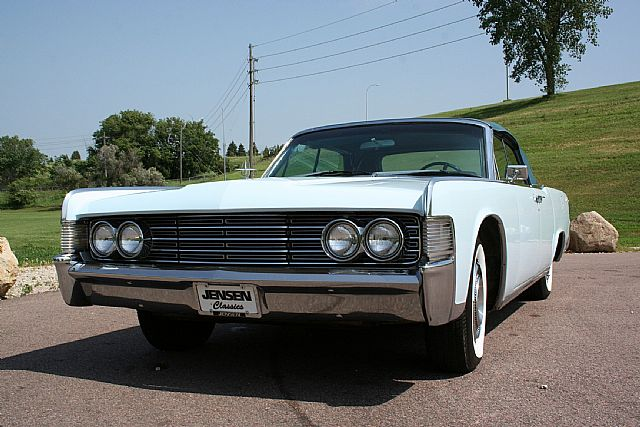 1965 lincoln continental for sale. Black Bedroom Furniture Sets. Home Design Ideas