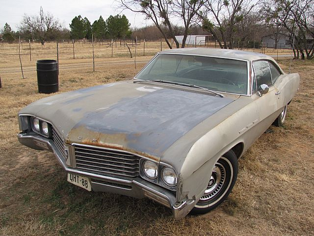 1967 buick lesabre for sale wichita falls texas. Black Bedroom Furniture Sets. Home Design Ideas