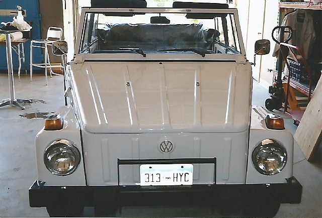 1974 Volkswagen Thing for sale