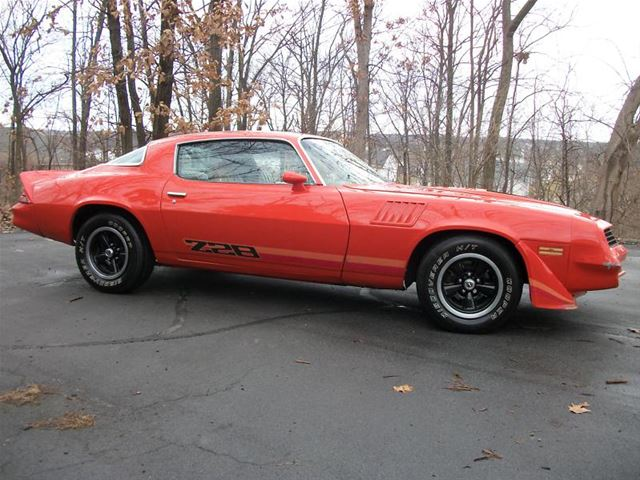 1979 Chevrolet Camaro Z28 For Sale St  Louis, Missouri