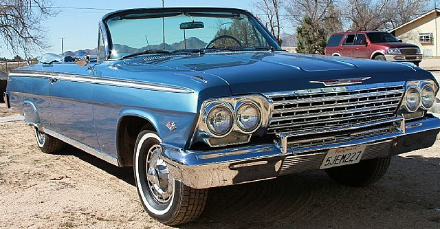 1962 Chevrolet Impala for sale