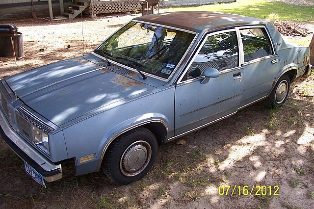 1981 Oldsmobile Omega for sale