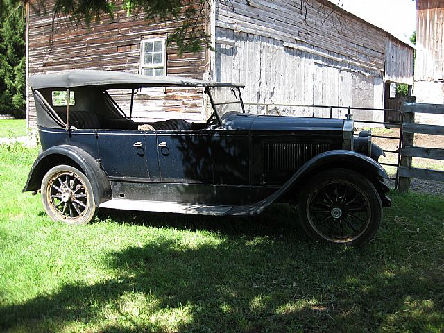1922 Packard 116 for sale