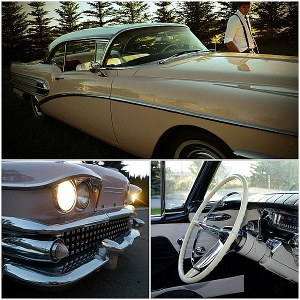 1958 Buick Century for sale