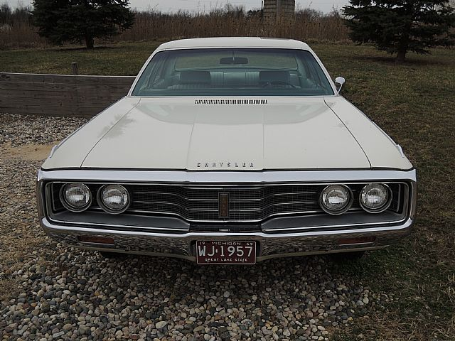 1969 Chrysler New Yorker for sale