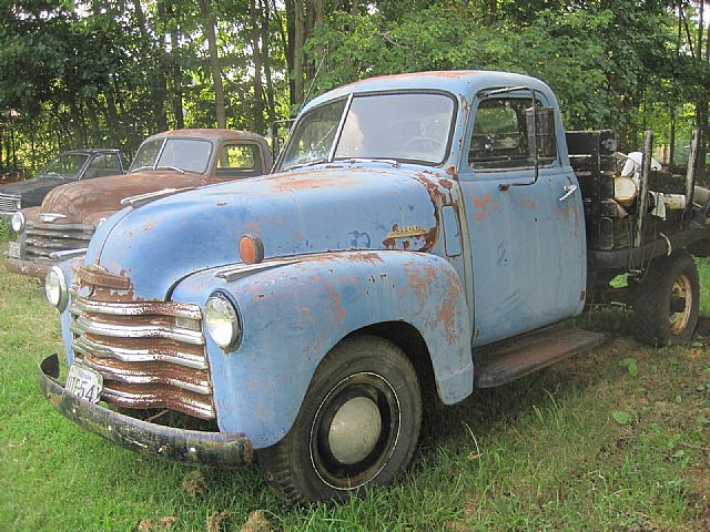 1950 Chevrolet 3/4 Ton for sale